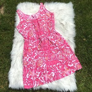 Adorable Cotton Lilly Pulitzer Dress